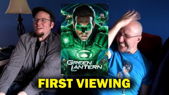 Channel Awesome - Green lantern - 1st viewing