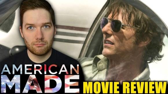 Chris Stuckmann - American made - movie review