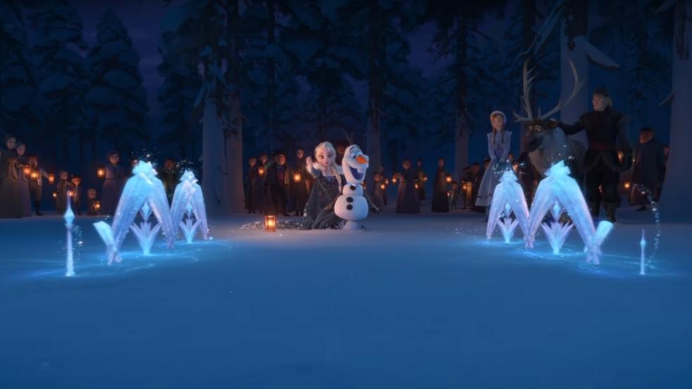 Opnames 'Frozen 2' van start!