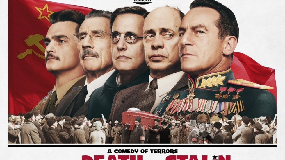 Tweede trailer hilarische 'Death of Stalin'