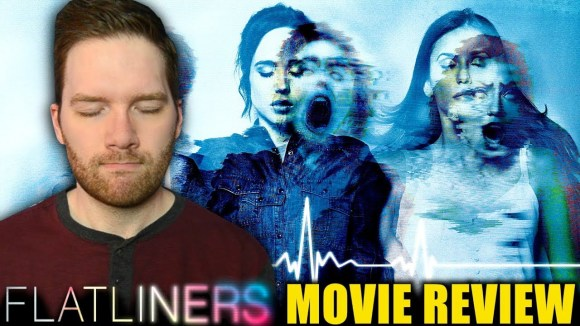 Chris Stuckmann - Flatliners - movie review