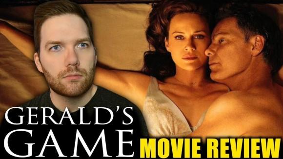 Chris Stuckmann - Gerald's game - movie review