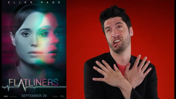 Jeremy Jahns - Flatliners - movie review