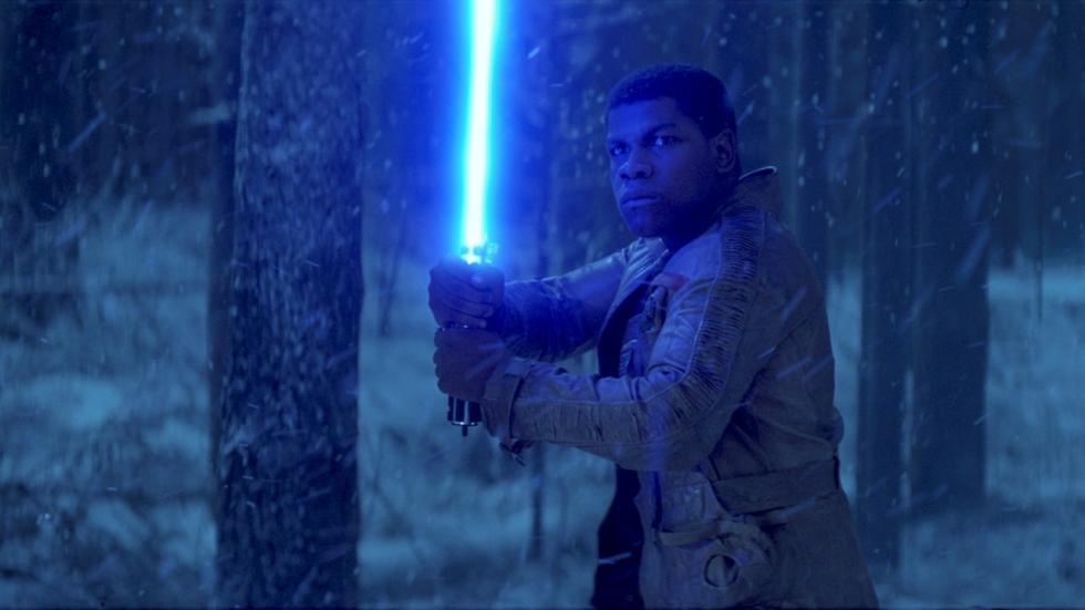 John Boyega blij met terugkeer J.J. Abrams voor 'Star Wars 9'