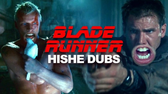 How It Should Have Ended - Blade runner (1982) - hishe dubs recap