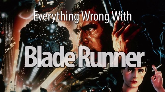 CinemaSins - Everything wrong with blade runner in 17 minutes or less
