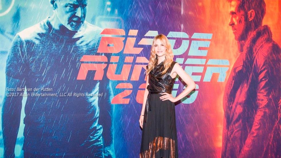 Sylvia Hoeks over haar duistere rol in 'Blade Runner 2049'