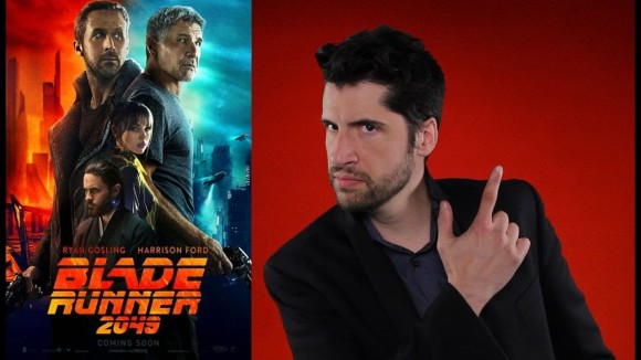 Jeremy Jahns - Blade runner 2049 - movie review