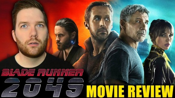 Chris Stuckmann - Blade runner 2049 - movie review