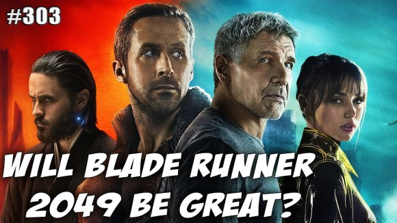 Schmoes Knows - Will blade runner 2049 be great? - sk show #303