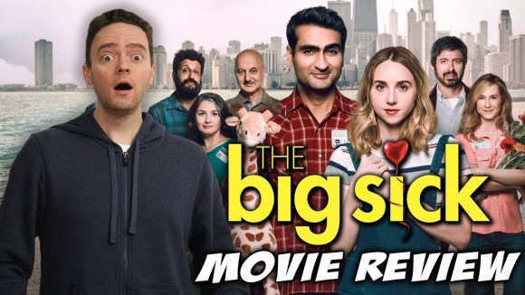 Schmoes Knows - The big sick movie review