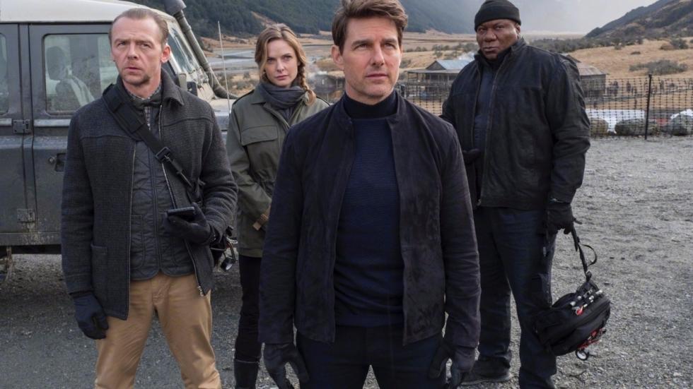 Opnames 'Mission: Impossible 6' weer hervat