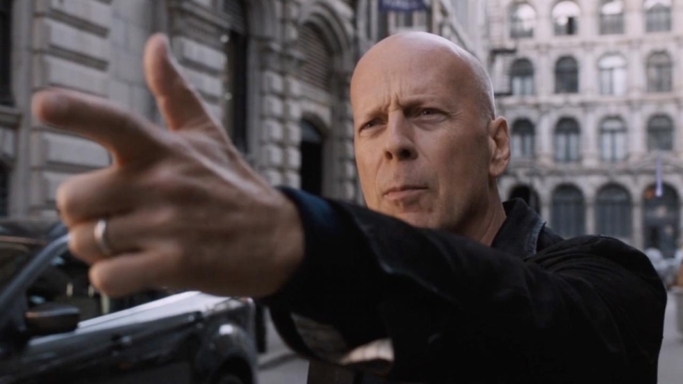 Bruce Willis op inspiratieloze nieuwe poster 'Death Wish'