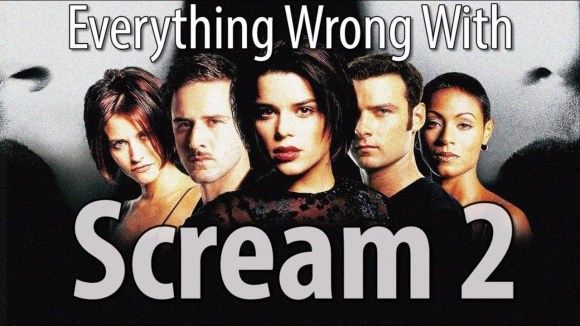 CinemaSins - Everything wrong with scream 2 in 19 minutes or less