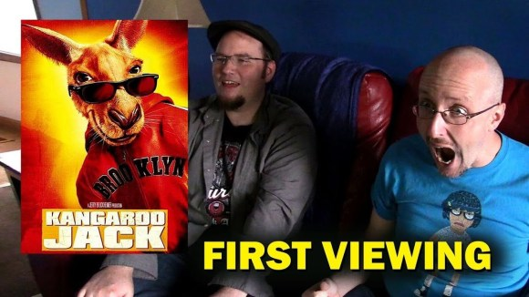Channel Awesome - Kangaroo jack - 1st viewing