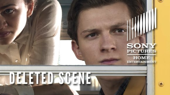 Spider-Man: Homecoming - deleted scene