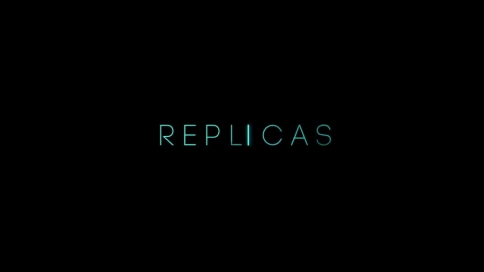 Keanu Reeves brengt dode familie terug tot leven in trailer 'Replicas'