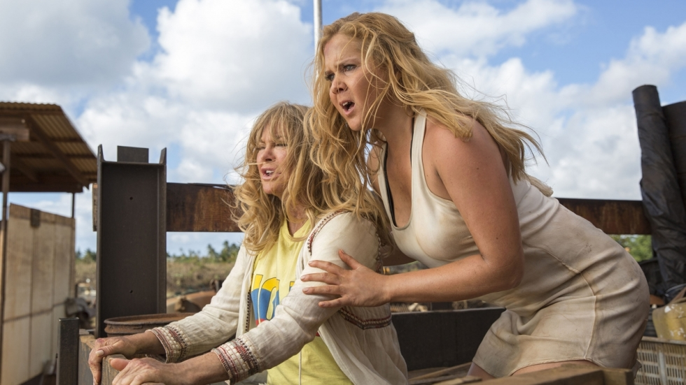 Blu-ray review 'Snatched' - waardige comeback voor Goldie Hawn?