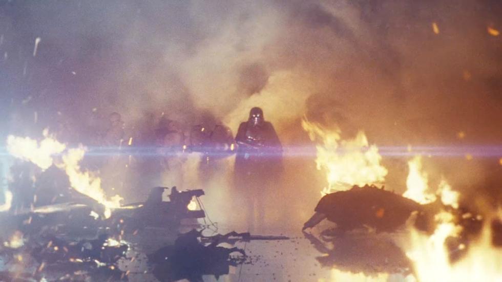 Oorlog in 'Star Wars IX' eindigt alle andere oorlogen