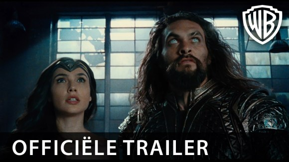Justice League - officiele trailer: Heroes