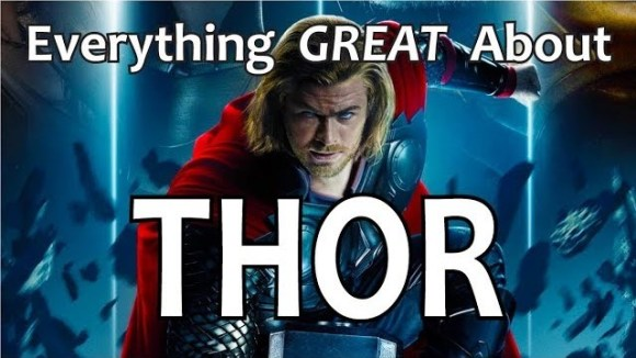 CinemaWins - Everything great about thor!