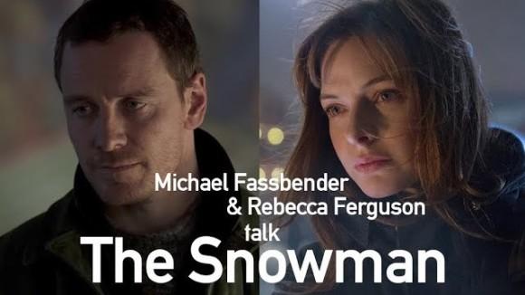 Kremode and Mayo - Michael fassbender & rebecca ferguson interviewed by simon mayo