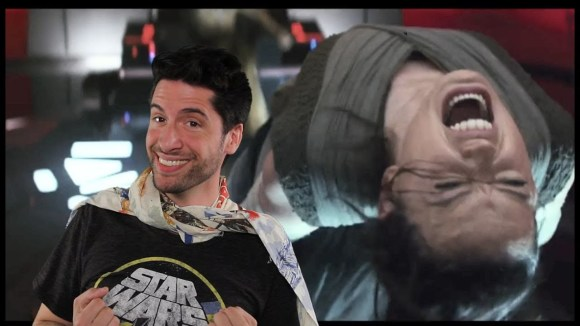 Jeremy Jahns - Star wars: the last jedi - trailer review