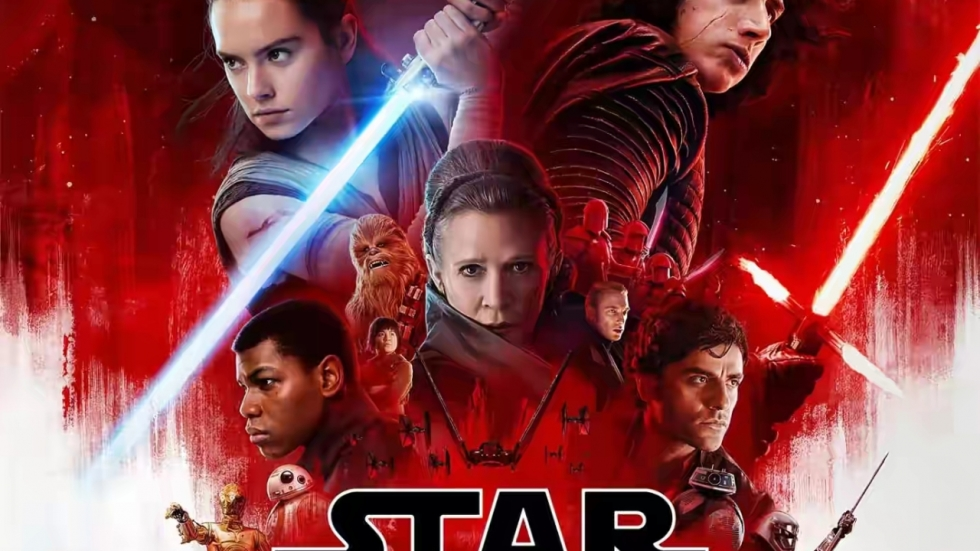 Volledige trailer en poster 'Star Wars: The Last Jedi'!