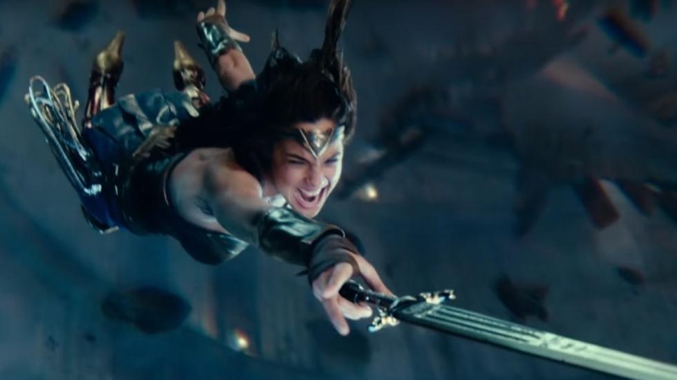 Opnieuw nieuwe beelden 'Justice League'
