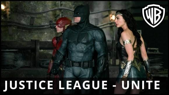 Justice League - TV-spot: Unite