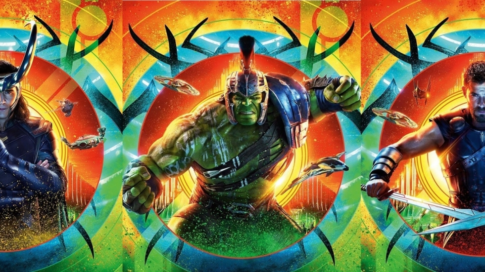 'Thor: Ragnarok' start 'Hulk'-trilogie