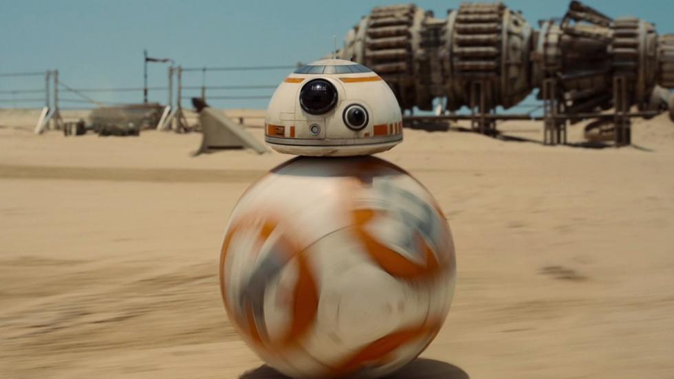 Depressieve BB-8 in geinige 'Star Wars'-video