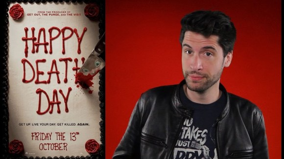 Jeremy Jahns - Happy death day - movie review