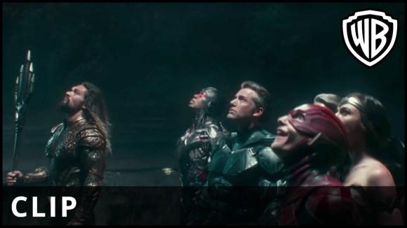 Justice League - TV-spot: The Team