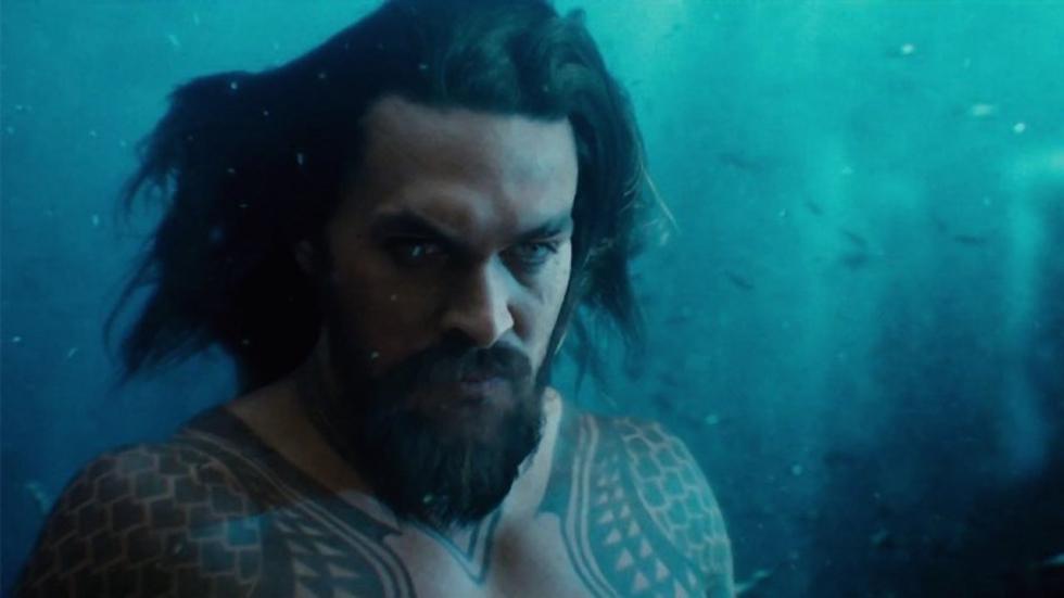 Motion poster 'Justice League' toont Aquaman