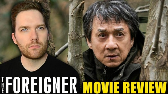 Chris Stuckmann - The foreigner - movie review