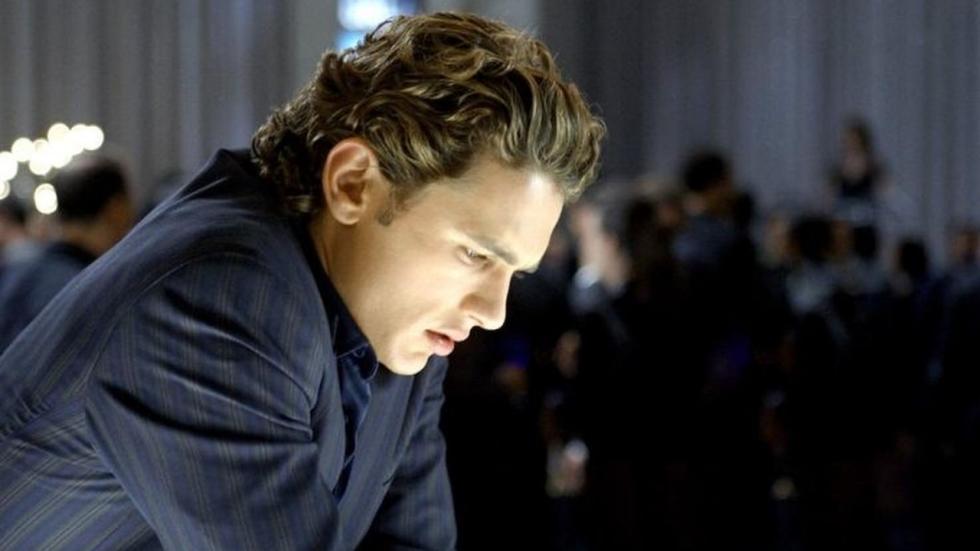 Workaholic James Franco had last van midlifecrisis