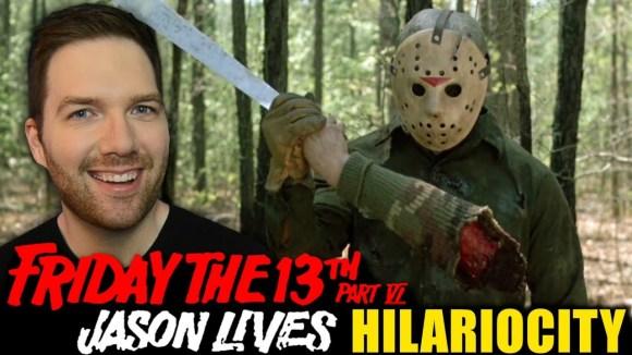 Chris Stuckmann - Jason lives: friday the 13th part vi - hilariocity review