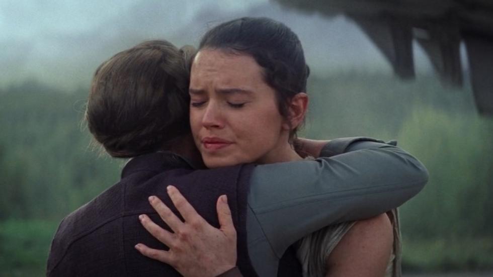 """Fishers advies aan Ridley: """"Geen seks met Princess Leia!"""""""