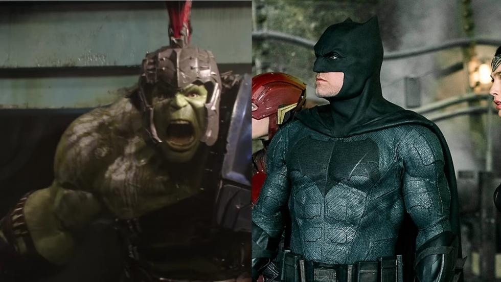 'Justice League' stuk minder in trek dan 'Thor: Ragnarok'