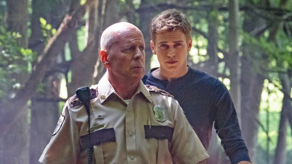 Blu-ray review 'First Kill' - Bruce Willis en Hayden Christensen!