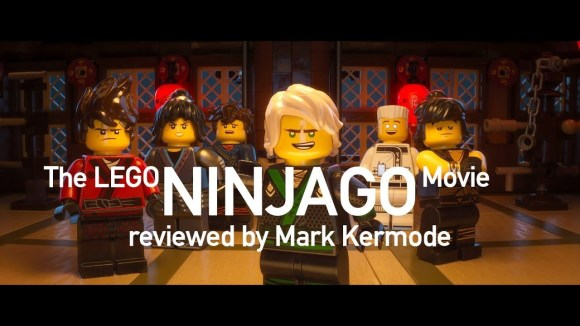 Kremode and Mayo - The lego ninjago movie reviewed by mark kermode