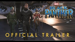 Black Panther (2018) video/trailer