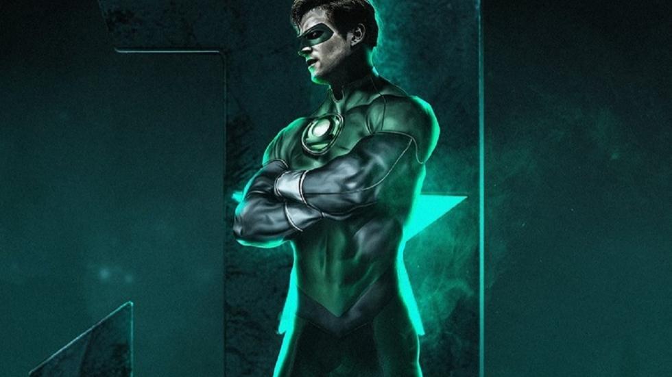 Green Lantern in 'Justice League'? En meer The Flash!