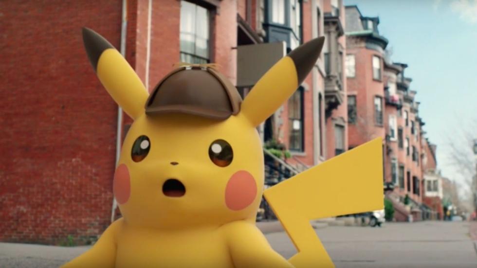 'Detective Pikachu' Go!