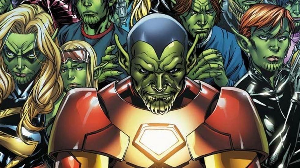 Skrulls zowel in 'X-Men: Dark Phoenix' als in 'Captain Marvel' te zien?