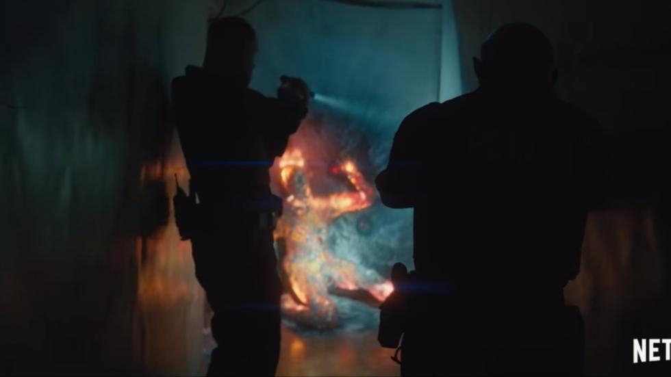 Stevige beelden Netflix' 'Bright': Orks, magische elfen en een kernbom