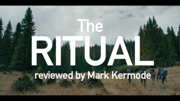 Kremode and Mayo - The ritual reviewed by mark kermode