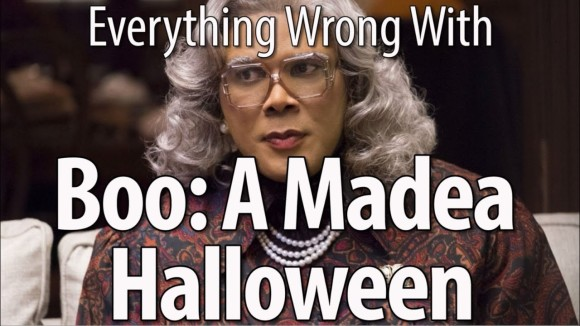 CinemaSins - Everything wrong with boo: a madea halloween