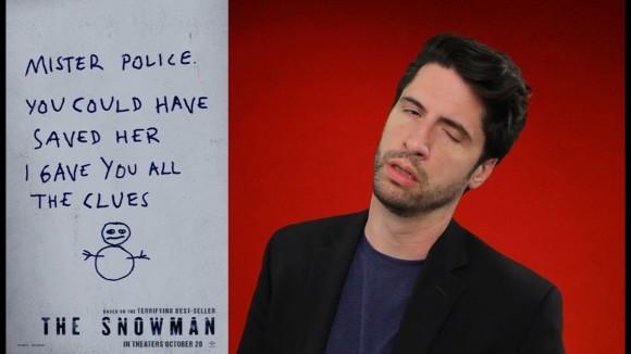 Jeremy Jahns - The snowman - movie review